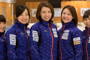 カーリング女子日本代表の選手は?平昌五輪に出場しメダル獲得に期待!